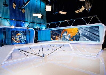 Belarusda dövlət teleradio şirkəti tətil elan edib, efir boş qalıb