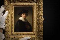 Rembrandtın avtoportreti 18,7 milyon dollara satılıb