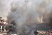 İraqda daha bir terror aktı törədilib